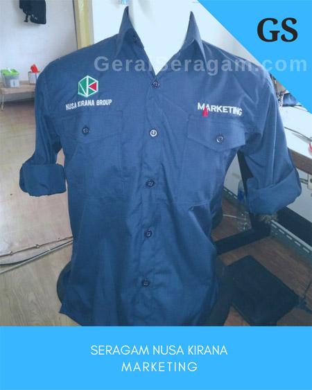 baju seragam net tv